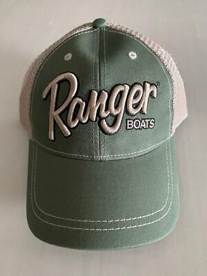 New Ranger Boats  Hat Cap  Navy  Military Style adjustable
