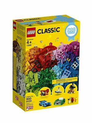 LEGO CLASSIC 11005 CREATIVE FUN 900 PCS - NEW & SEALED - SAME DAY SHIPPING!