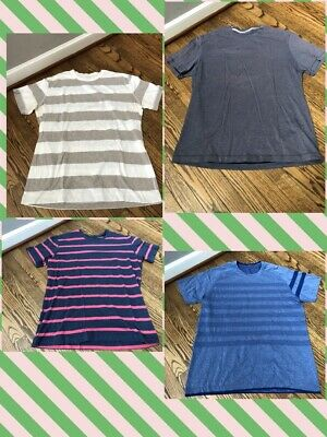 Lululemon Mens Lot of 4 Size XL -  Metal Vent Tech Tee + 5 Year Basic Tee
