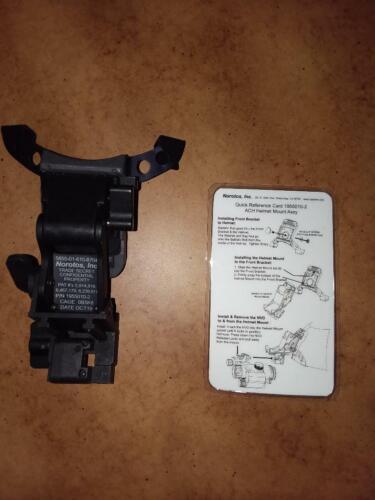NOROTOS NVG Titanium Rhino Mount II Lowering Arm & Bracket 5855-01-610-8704 with