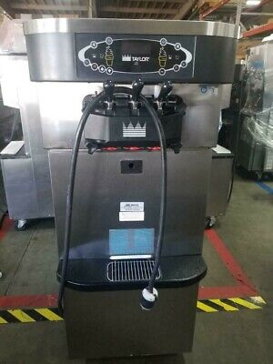 2012 Taylor C7231ph Air Cooled. Soft Serve Frozen Yogurt Ice Cream Machine.