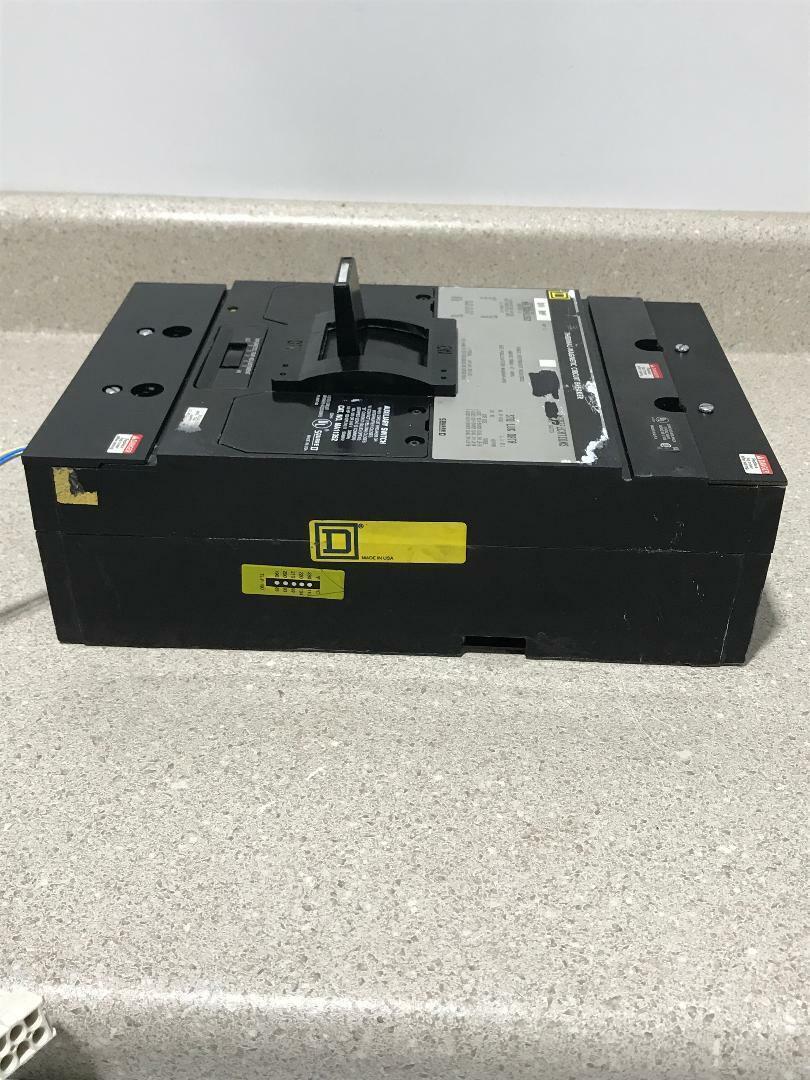 Square D MHL368001352 800A W/ Aux Switch MA11352 - $450.00