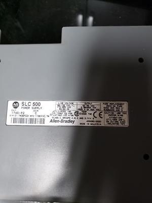 Allen Bradley Slc 500 Power Supply 1746-p2 Series C