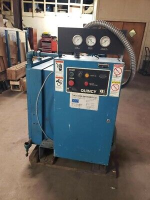 Quincy Rotary Screw Compressor 60 Hp