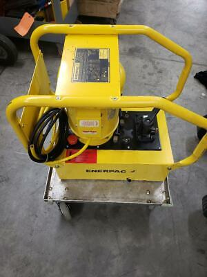 Enerpac Electric Hydraulic Pumppower Pack Gpem5220j 208240v 460480v