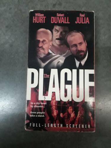 The Plague,1992 ‧ Drama, Robert Duvall, William Hurt, VHS