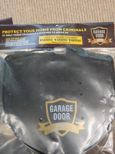 Garage Door Armor Home Protection & Crime Prevention Qty (1)