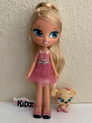Girlz Girl Bratz Kidz Kid Birthday Cloe Doll Original Clothes & Shoes Pet Rare