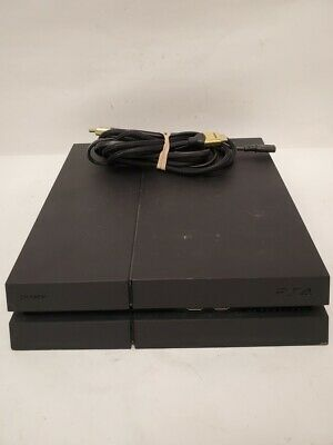 Sony PlayStation 4 PS4 CUH-1215A 500GB Video Game Console - Black 2/L274627A