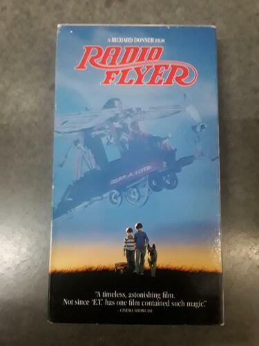 Radio Flyer, 1992 ‧ Fantasy/Drama, Joseph Mazzello, Elijah Wood, VHS