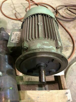 Us Motors Uniclosed Motor Electric 10hp Type Af Design A - 3 Phase