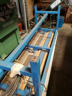 R.a. Macdonald Custom Post Former 2-zone Woodworking Machinery