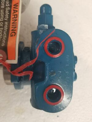 Tuthill Pump 000lev-c-a-7 Brand New