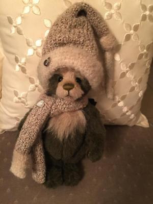 Charlie Bears DING DONG 2018 Isabelle Mohair Collection FREE US SHIP