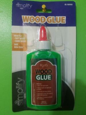 Non Toxic Wood Glue (Wood Glue ideal for soft wood and hard wood  Safe)