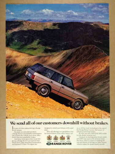 1992 Range Rover County