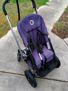 Bugaboo Frog (Navy Blue) with lots of extras Moyston Ararat Area Preview