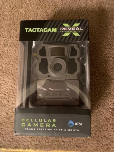 2021 Tactacam Reveal X Cellular Trail Camera - ATT - Brand New - TA-TC-XA