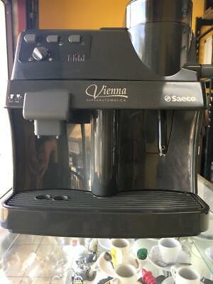 *Against* Saeco Vienna Home Espresso Coffee Machine