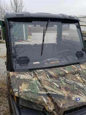 UTV Manual Hand Operated Windshield Wiper for Polaris Ranger, RZR 900 1000