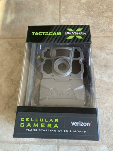 2021 Tactacam Reveal X 4G Verizon Cellular Trail Camera TA-TC-XV