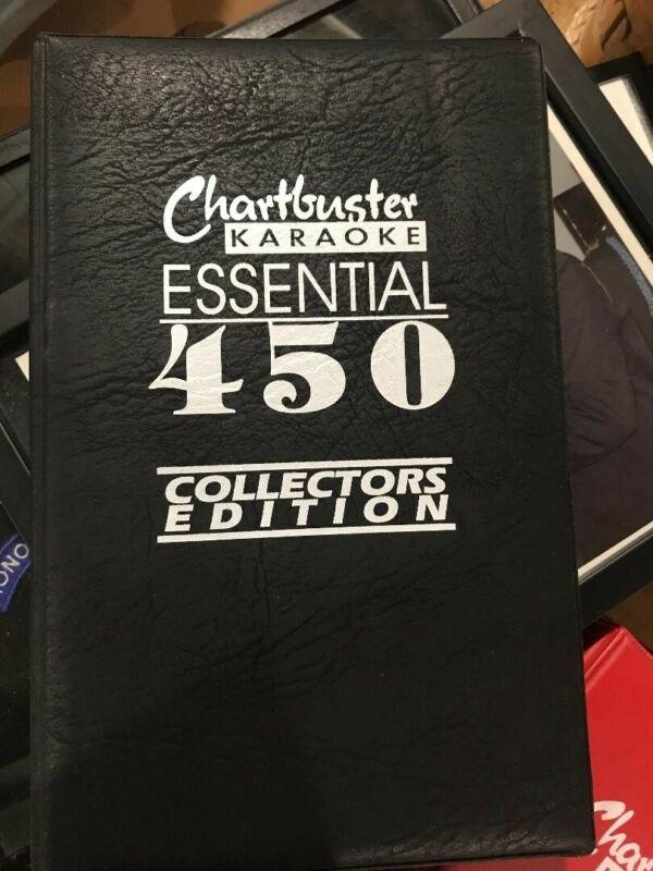Chartbuster KARAOKE Essential 450 E1 & E2 Collector