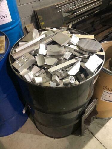 Aluminum 6061 Small / Pure Casting Scraps / Mill Stock