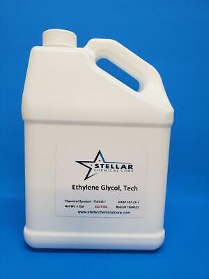 Ethylene Glycol Tech Grade   4 Gallons  ... Stellar Chemical Corp.