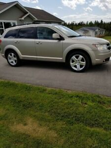 2009 Dodge Journey AWD sxt REDUCED
