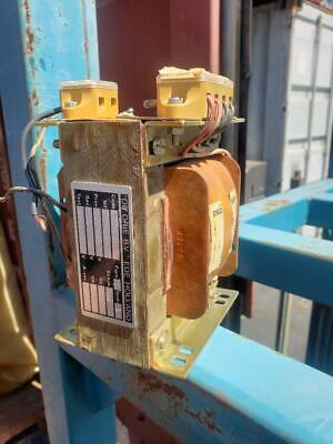 De Drie B.v. Transformer 220-440v Woodworking Machinery