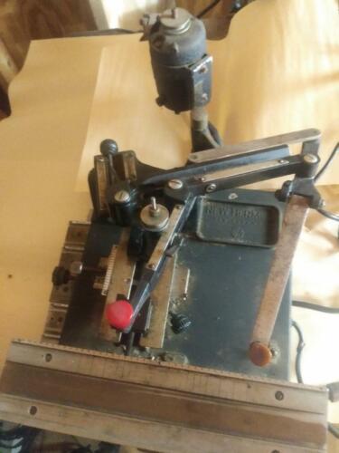 New Hermes Engraving Machine (IRX)