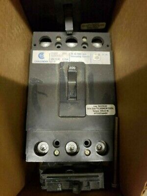 Challenger Cd3200 Circuit Breaker 240v 200a 3 Pole