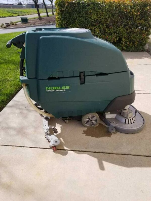 "Tennant Nobles SS-5 32"" Floor Scrubber"