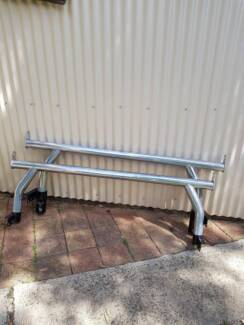 Aluminium bars for FG Falcon Ute. $650 ONO