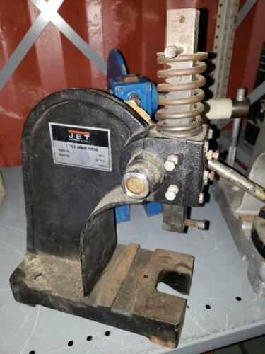 Jet 1 Ton Press (Woodworking Machinery)