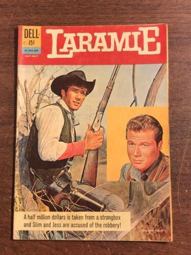Laramie #4 Dell Western TV Comic 1962