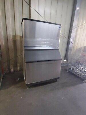 Manitowoc Ice Machine Model S970