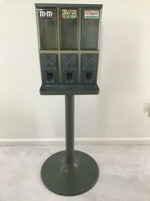 Vendstar 3000 Used Vending Machine w/ Locks No Keys Quantity Available