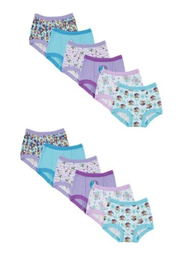 Disney Frozen Toddler Girls Training Pants Underwear Briefs 12 Pack