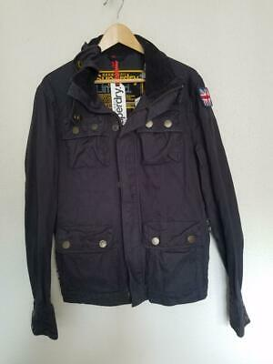 Superdry Limited Men's Jacket Size medium NWT  Japan Spirit British Design