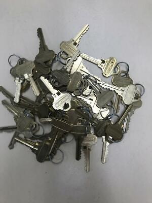 Schlage C123 Keys