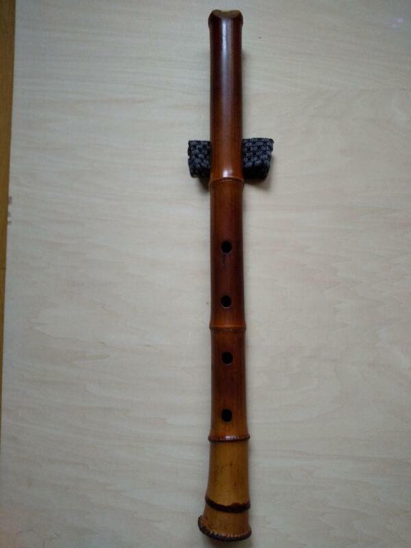 Shakuhachi Japanese Bamboo Flute Traditional Instrument se91