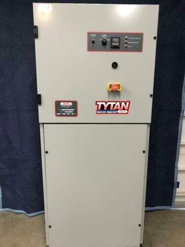 Process Technology TY-096-480-3 Tytan Water Heater, 96000 Watt 480V 116A 3-Phase