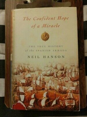 The Confident Hope of a Miracle Neil Hanson First American