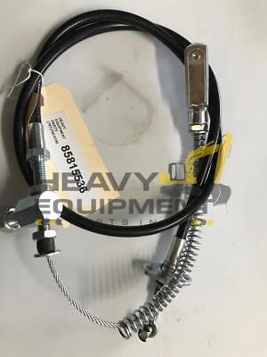 555e 575e Lb75 Lb 90 New Holland Backhoes Hand Brake Control Cable Aftermarket