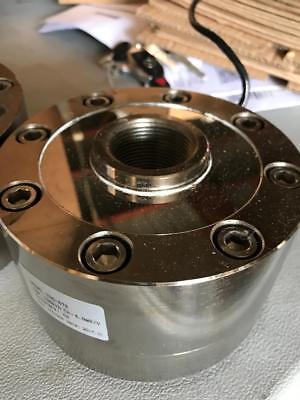 Compression Load Cell 100000 Lblpd-ct-100k Low Profile Disk Sensor New