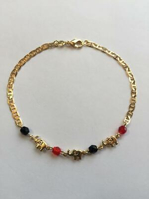 14 K GOLD PLATED 10
