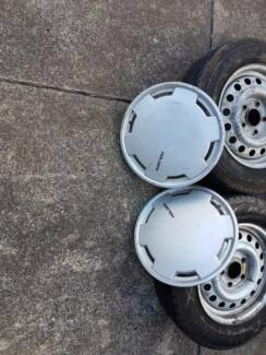 Tyres Car Mag Hub caps Belmont Lake Macquarie Area Preview