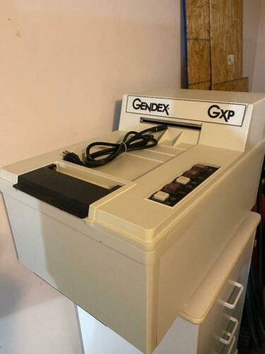 Gendex GXP Film Processor