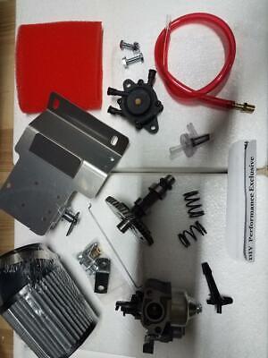 Kart Racing Parts HP Ultra Premium Intake Air Filter Kit For